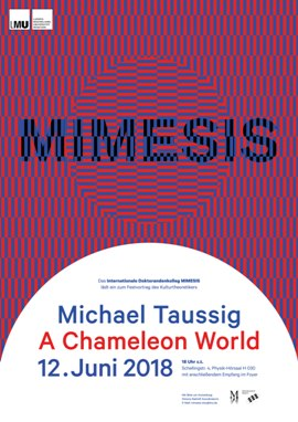 Michael Taussig: A Chameleon World