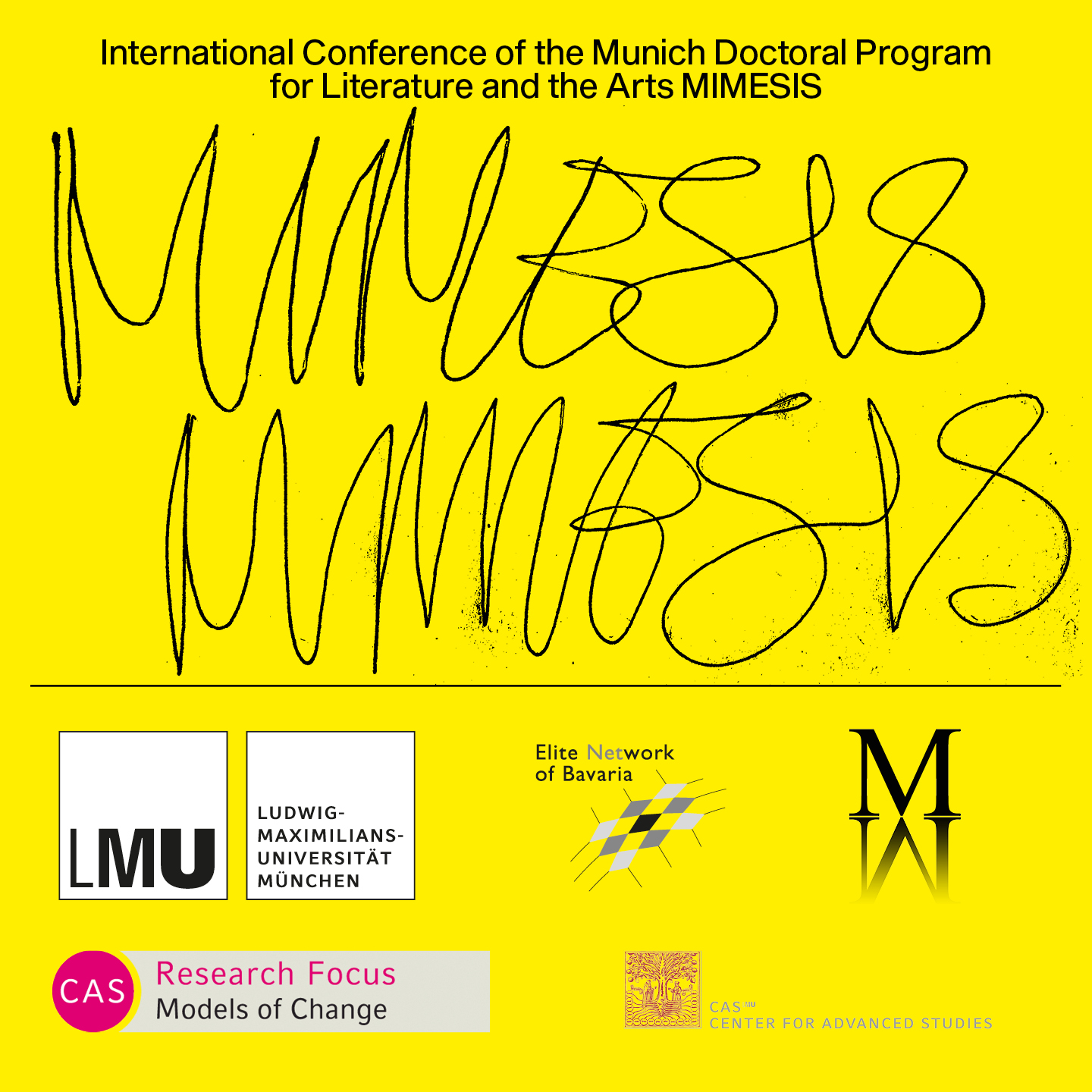 "IDP MIMESIS Conference: ""Change Through Repetition: Mimesis as a Transformative Principle between Art and Politics"""